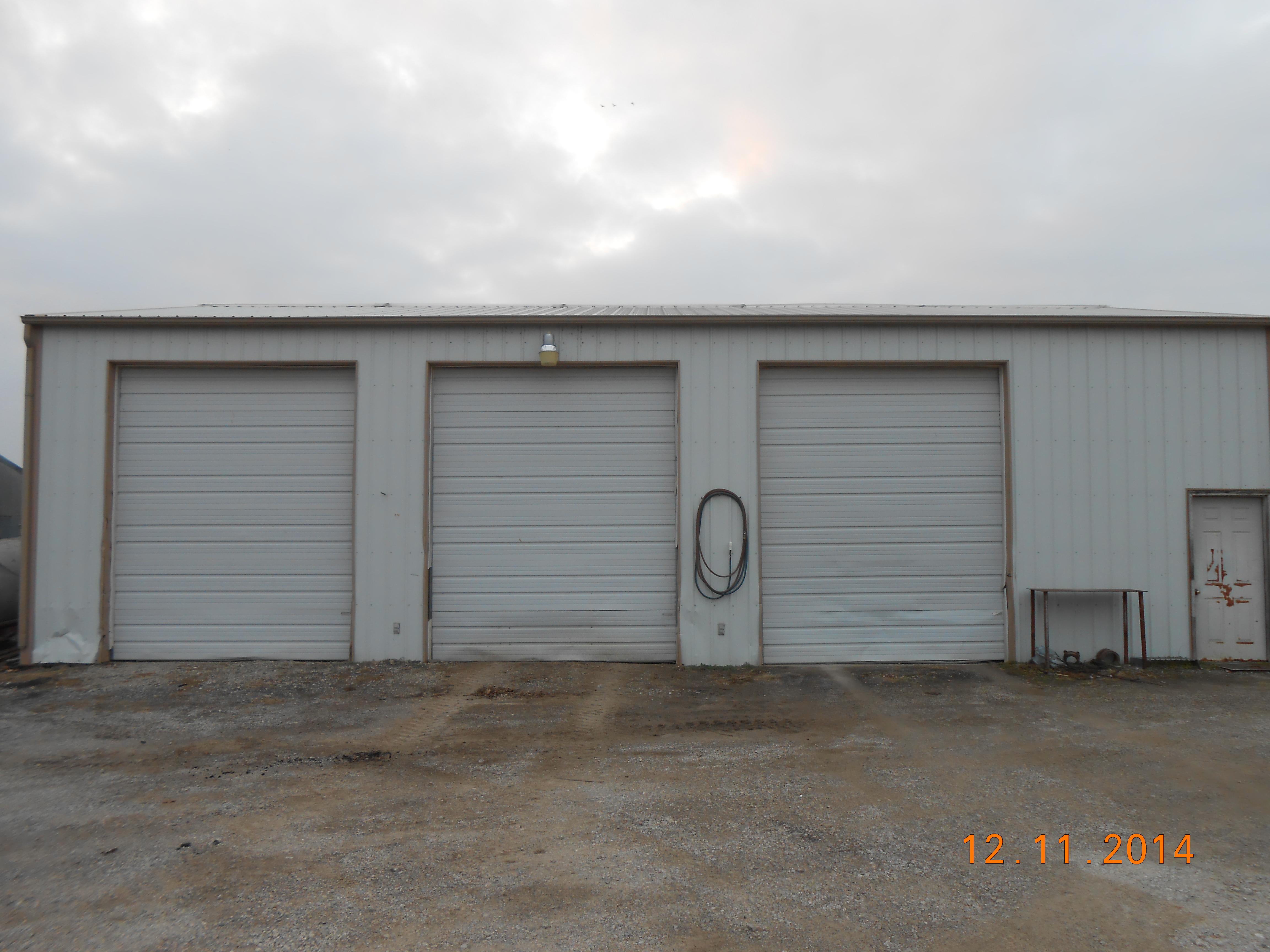 howard garage doorsCity of Howard Kansas  City Departments  Street Department